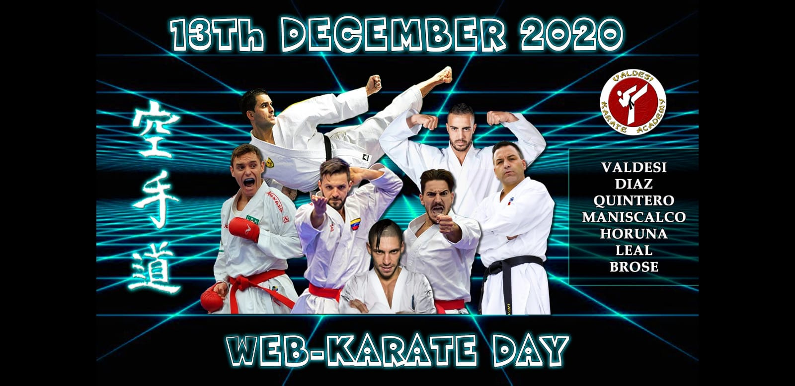 Web Karate Day - All 4 Kumite Sessions