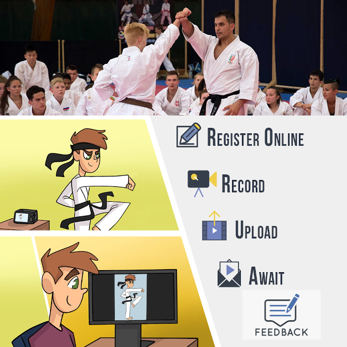 EVALUATE YOUR KATA